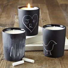 Modern Candles And Candleholders by West Elm