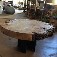 Rustic Side Tables And End Tables by Colleen Smith Designs