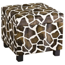 Contemporary Footstools And Ottomans by Cymax