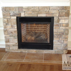 Fireplaces by Martell Home Builders