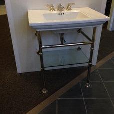 Traditional Bathroom Sinks by E and B Distributors