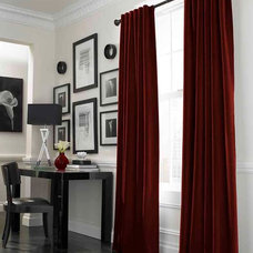 Traditional Curtains by Curtainworks