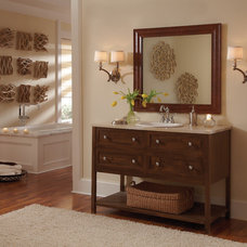Traditional Bathroom by MirrorMate