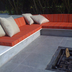 contemporary patio by SpaceLab