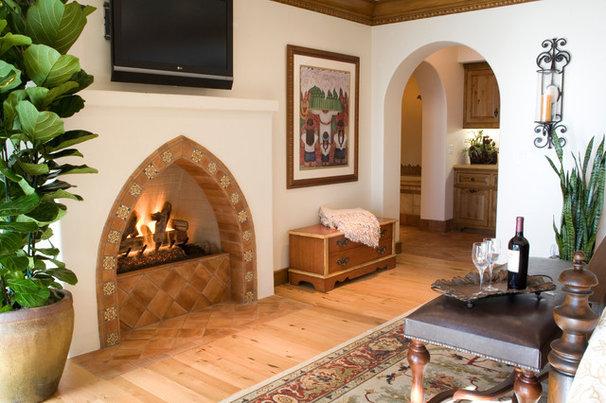 Mediterranean  by James Glover Residential & Interior Design