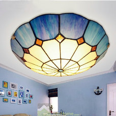 mediterranean ceiling lighting by Jollyhome