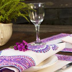 Beautiful Handmade Table Napkins -
