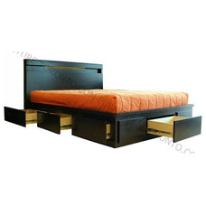Contemporary Beds by Furniture Toronto