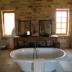 Bathroom Vanities and Consoles (Mediterranean Style)) - Images by 'Ancient Surfaces'