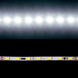 EnvironmentalLights - NW 5630 Single Row CC LED Strip Light 70/m 5.1mm wide Foot - Sold by the 2 meter reel, foot and sample kit.