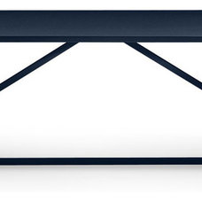 modern bar tables by Blu Dot