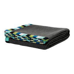 EIVOR Bedspread/blanket - Bedspread/blanket, gray