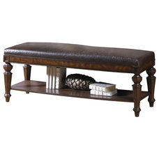 Traditional Bedroom Benches by Carolina Rustica