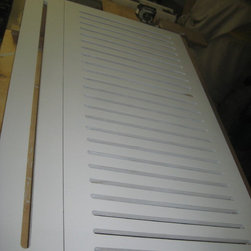 Radiator Covers - G.J. Custom Renovations LLC