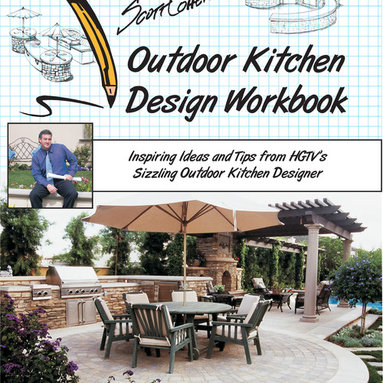 Outdoor Kitchen Design Workbook - Create the outdoor kitchen of your dreams with this inspirational how-to guide for homeowners, designers, and contractors. In this book you will learn to design the perfect outdoor kitchen and bring it to life with Scott Cohen's award-winning design secrets, master step-by-step techniques for creating gorgeous cast-in-place concrete countertops, discover how to cast sparkling countertops using recycled glass, and add dazzling fiber optic lighting effects to your outdoor entertaining space. This book has over 200 inspirational full color photos inside!