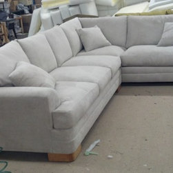 Alessa Sectional - .