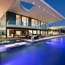 Villa Sow in Dakar by SAOTA | HomeDSGN, a daily source for inspiration and fresh