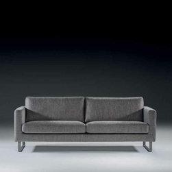 Elegance 2-Seater Sofa by Kvadra/Prostoria - Features: