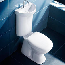 modern toilets Profile Smart 305 Round Front Plus