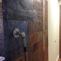 d3 Barn Doors - darryll b