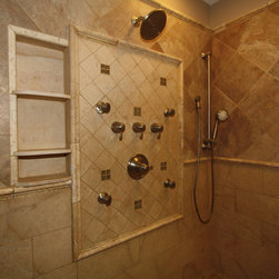 Tile Shower - Tile by Architectural Justice