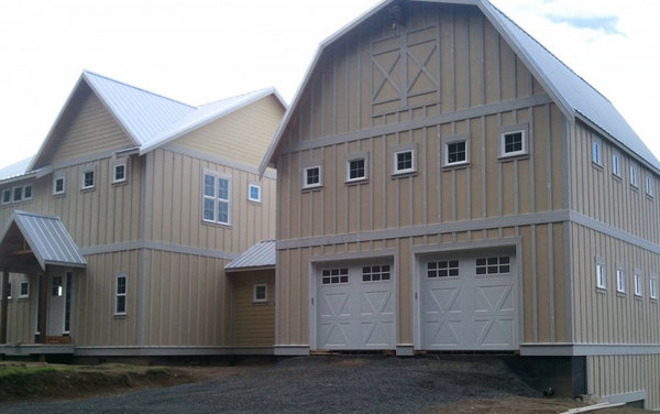 Looking for the perfect color scheme to paint my Barn Farm ...