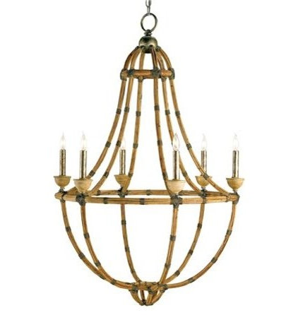 Asian Chandeliers by Shades of Light