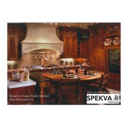 """SPEKVA Iroko Installation - SPEKVA's 50mm (2"""")"""