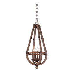 Federico Martinez - Federico Martinez 3-9603-4-327 Berwick Transitional Foyer Light - Savoy House introduces Berwick , a stunning collection in Distressed Wood with precious metal accents that is on trend without being trendy. The clean lines are simultaneoulsy rustic and modern creating an elegant and relaxed ambiance.