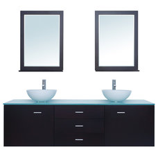 Modern Bathroom Vanities And Sink Consoles by Home Living Style