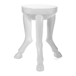 Hoof Legged Table