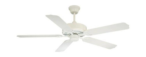 Savoy House - Savoy House Nomad Ceiling Fan in White - Savoy House Nomad Model SV-52-EOF-5W-WH in White with White  Finished Blades.
