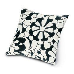 Missoni Home - Vevey B&N Pillow 16x16 | Missoni Home - Design by Rosita Missoni.