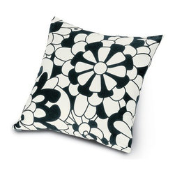 Missoni Home - Missoni Home | Vevey B&N Pillow 16x16 - Design by Rosita Missoni.