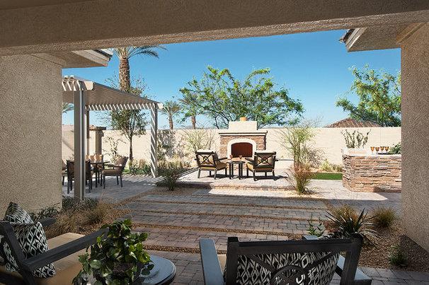 Contemporary Patio by Maracay Homes Design Studio