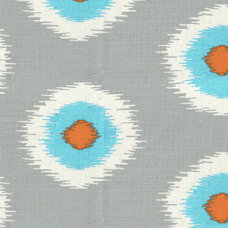 eclectic fabric by Carousel Designs