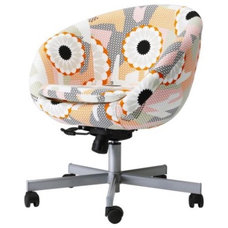 Eclectic Office Chairs by IKEA