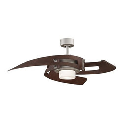 "Fanimation - Fanimation Avaston 52"" 3 Blade Ceiling Fan - Blades, Light Kit, & Remote Contr - Included Components:"