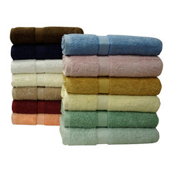 "Bed Linens - 2-Egyptian cotton Bath Sheet 35x70"" Blue - 2-Egyptian cotton Bath Sheet 35x70""2 x Egyptian cotton Bath Sheets 35x70"" Each.100% Combed Egyptian Cotton Over 2lb each Bath-Sheet * Machine Wash"