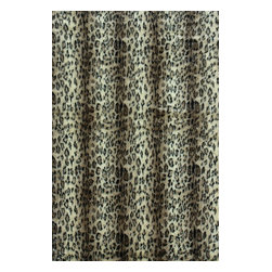 Loloi Rugs - Loloi Rugs Danso Cheetah Shag Rug X-670500XC20-ADSNAD - Chic safari animal prints are reinterpreted into ultra soft faux fur rugs in the Danso Collection. Made in China of 100% poly-acrylic, Danso's rich solids or cheetah, zebra, and tiger patterns are available in trend right colors that set these rugs ahead of the pack.
