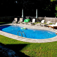 by Precision Pool and Aquatics LLC
