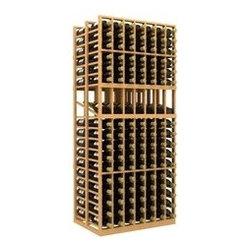 Double Deep 7 Column Wine Rack Display - The Double Deep 7 Column Wine Rack Display is part of our Double Deep series.