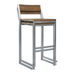Icon High Bistro Stool w/ Backrest - About the Icon Collection: