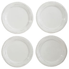 Traditional Dinner Plates by Wisteria