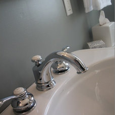Traditional Bathroom Faucets And Showerheads by Cabinet-S-Top