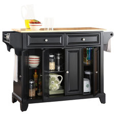 Transitional Kitchen Islands And Kitchen Carts by Shop Chimney