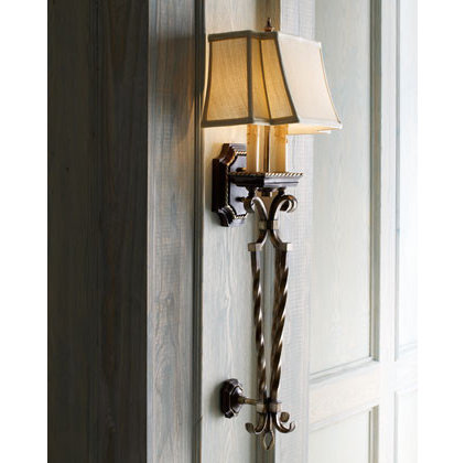 Traditional Wall Sconces by Horchow