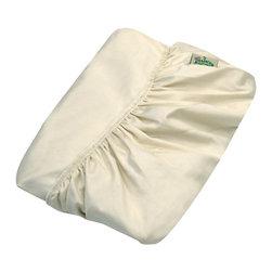 Natura - Organic Crib Sheet - 100% Organic Cotton - Organic Crib Sheet