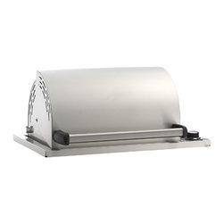 Fire Magic - Regal I 34S2S1NA Countertop NG Grill with Rotisserie Backburner - Regal I Countertop Grill with Rotisserie Backburner