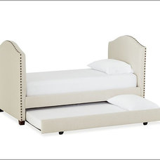 Modern Day Beds And Chaises by Pottery Barn